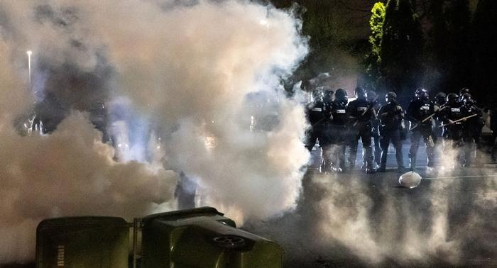 Protesta Minneapolis
