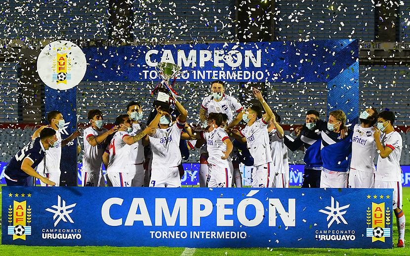 Nacional campeon intermedio 2021